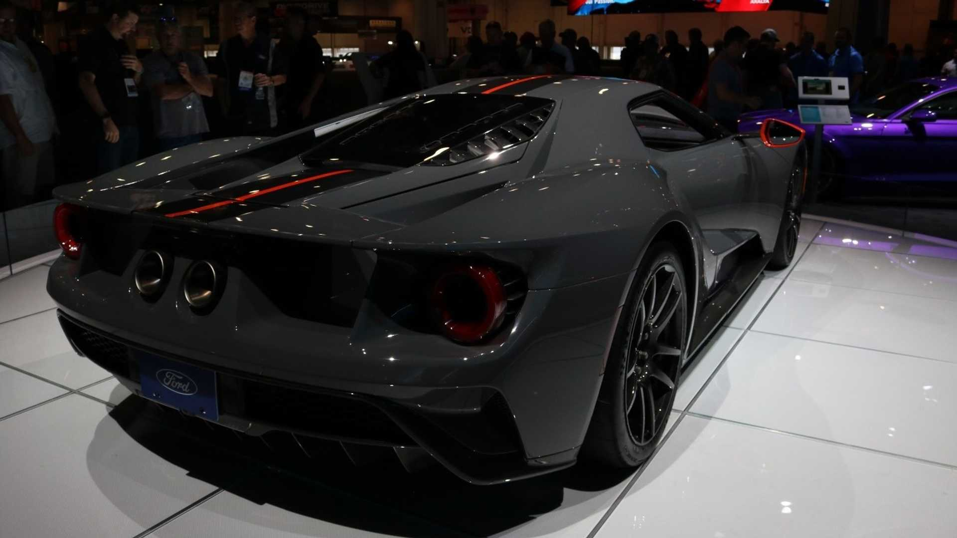 32 Best Review 2019 Ford Gt Exterior and Interior with 2019 Ford Gt