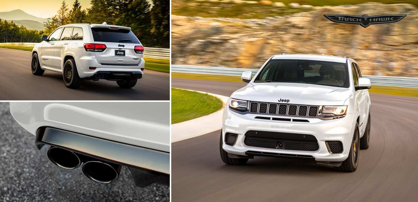 32 Best Review 2019 Jeep Trackhawk New Concept with 2019 Jeep Trackhawk
