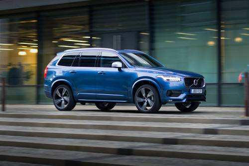 32 Best Review 2019 Volvo Xc90 Speed Test for 2019 Volvo Xc90
