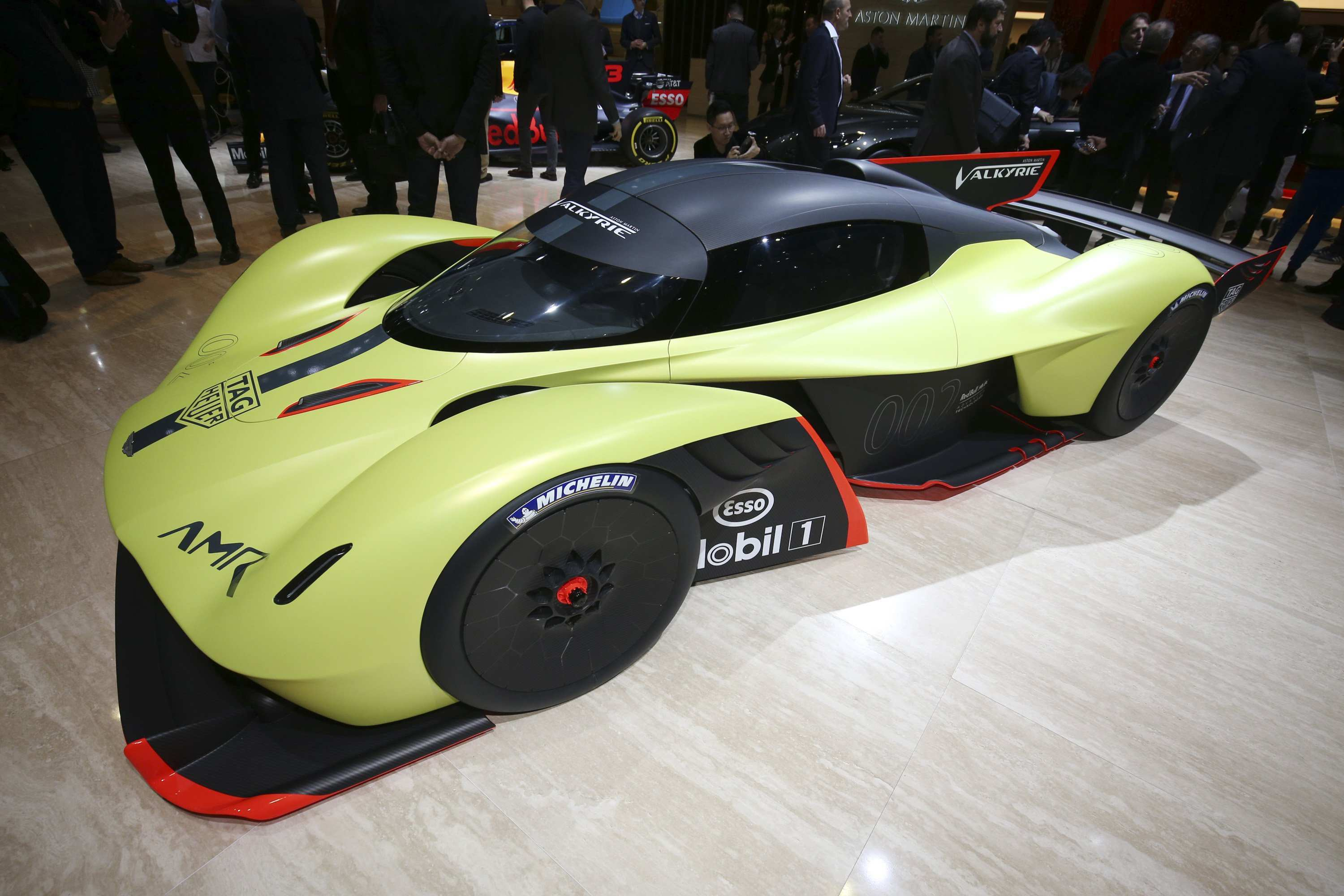 32 Concept of 2019 Aston Martin Valkyrie Specs with 2019 Aston Martin Valkyrie