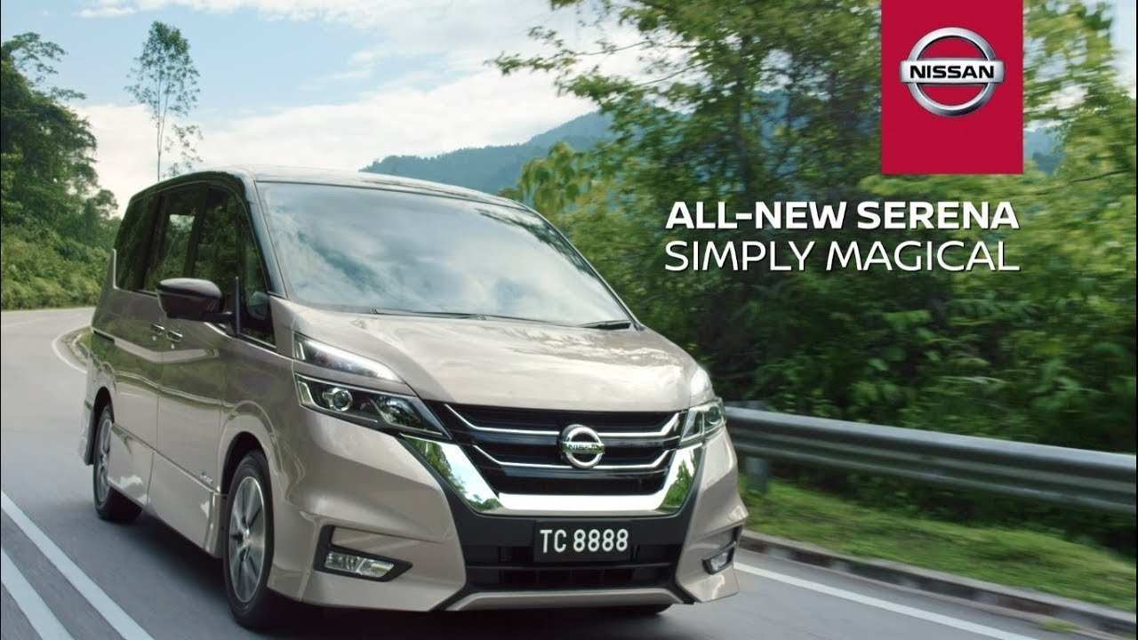 32 Concept of Nissan Serena 2019 Ratings with Nissan Serena 2019