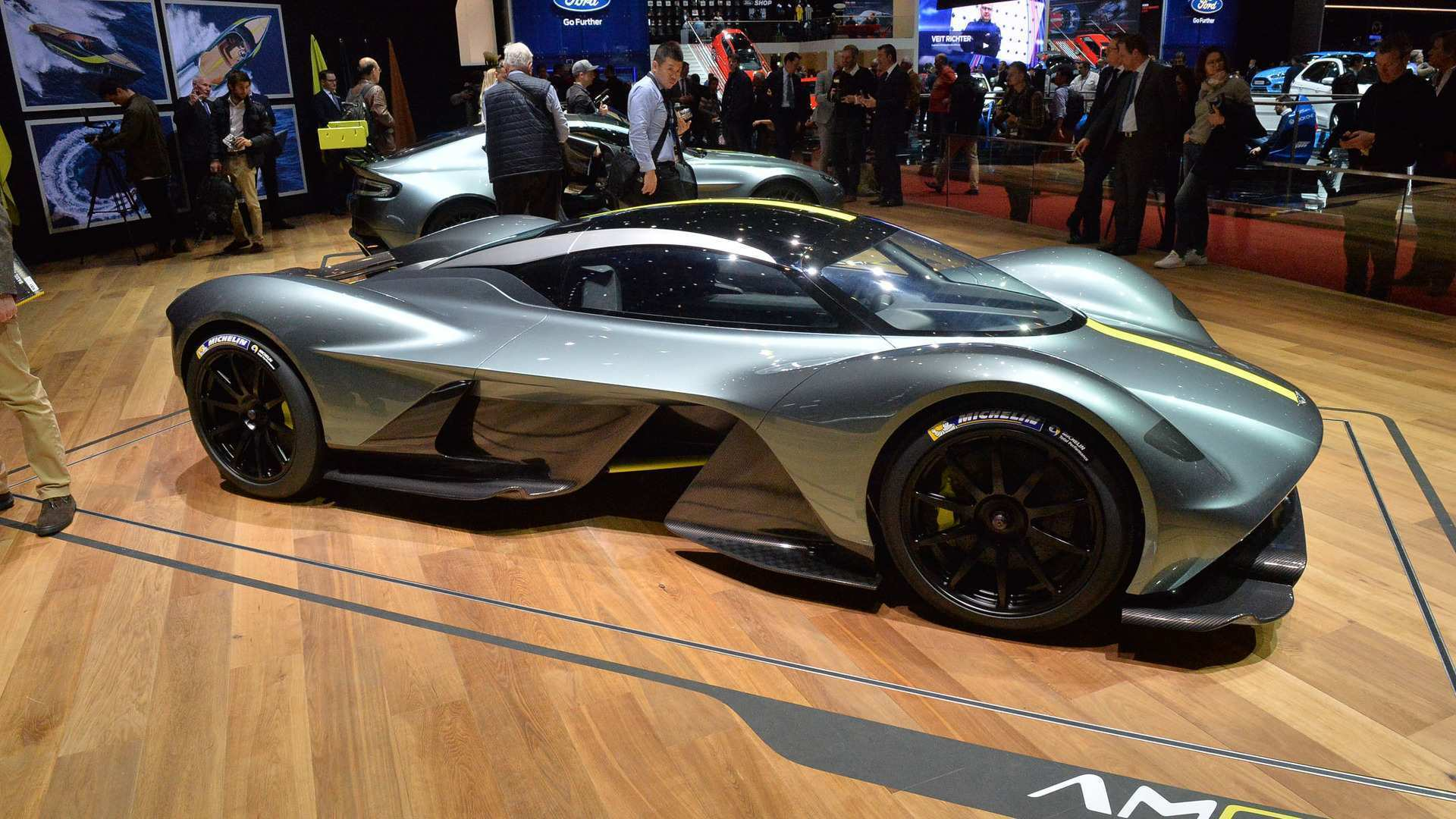 32 Gallery of 2019 Aston Martin Valkyrie Reviews for 2019 Aston Martin Valkyrie