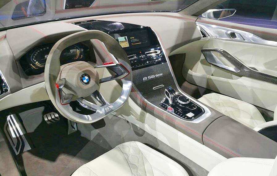 32 Gallery of 2019 Bmw 8 Series Interior Interior with 2019 Bmw 8 Series Interior