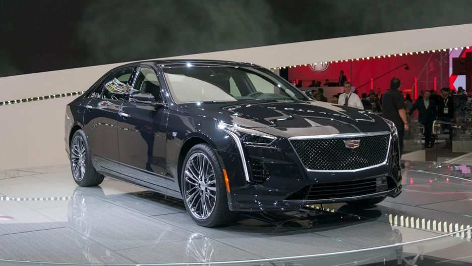 32 Gallery of 2019 Cadillac Ct6 Wallpaper for 2019 Cadillac Ct6