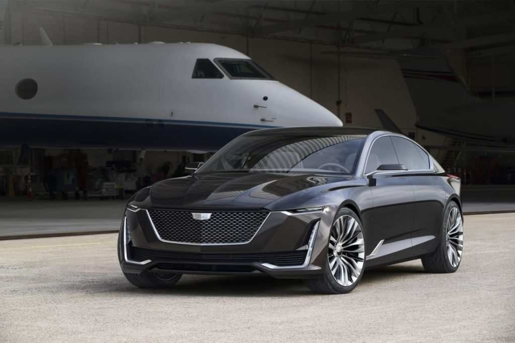 32 Gallery of 2019 Cadillac Flagship Concept for 2019 Cadillac Flagship