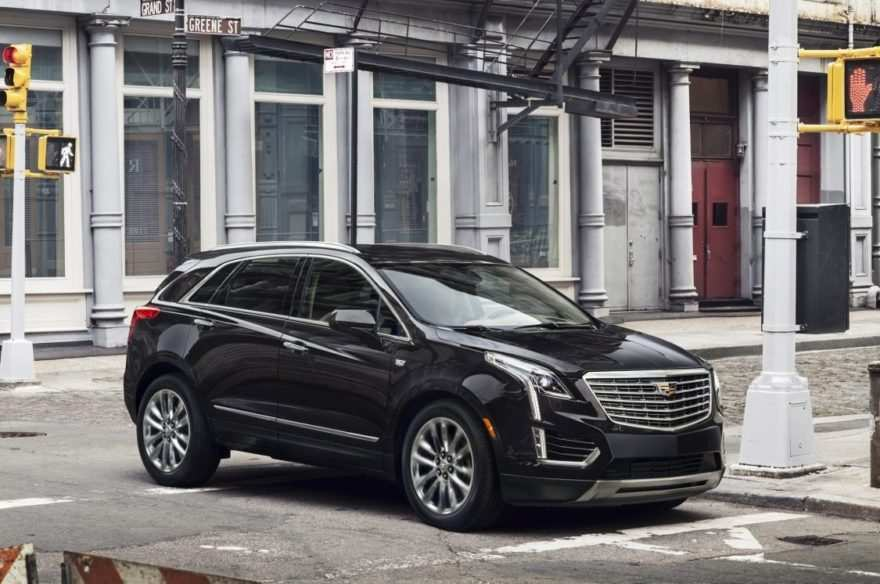 32 Gallery of 2019 Cadillac Xt6 New Concept by 2019 Cadillac Xt6