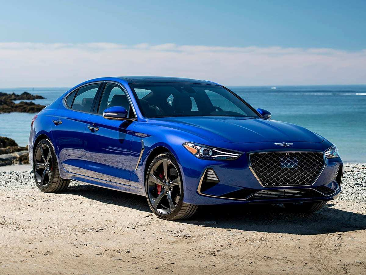 32 Gallery of 2019 Genesis Sport Release with 2019 Genesis Sport