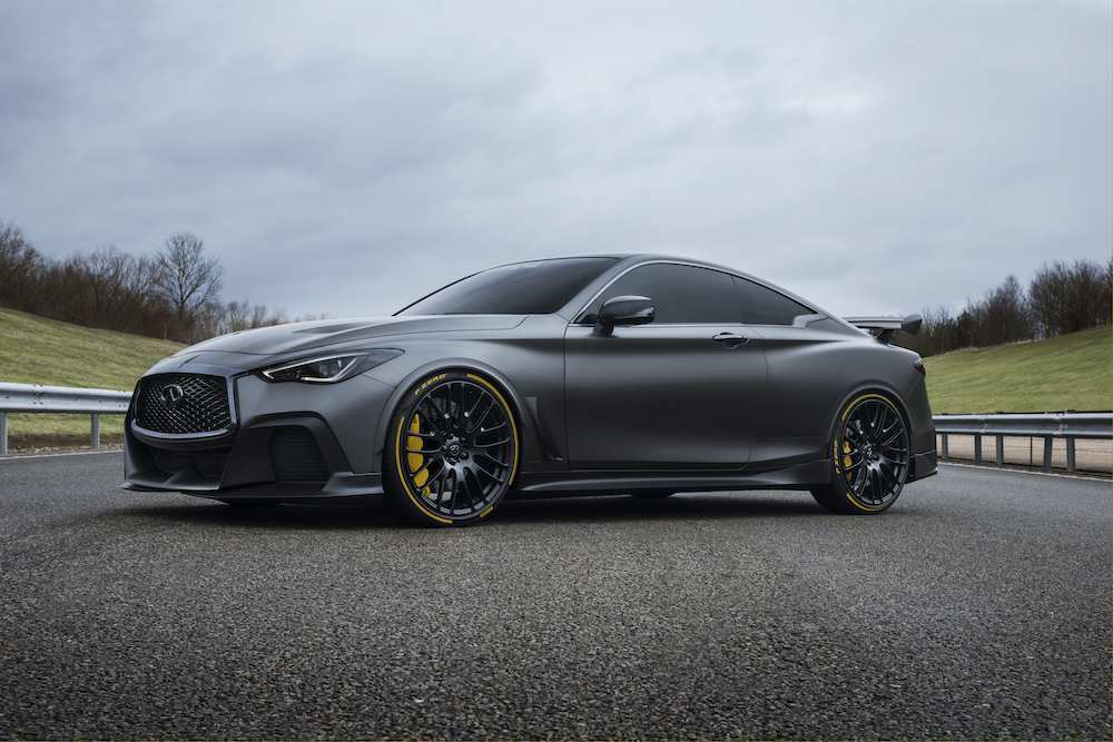 32 Gallery of 2019 Infiniti Black S Specs and Review with 2019 Infiniti Black S