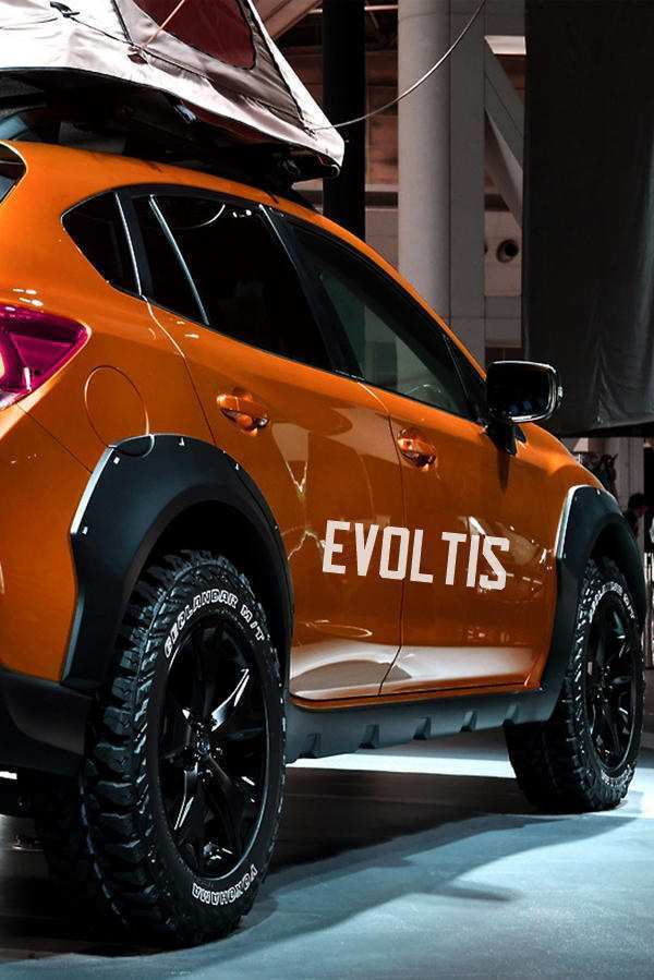32 Gallery of 2019 Subaru Evoltis Exterior and Interior by 2019 Subaru Evoltis