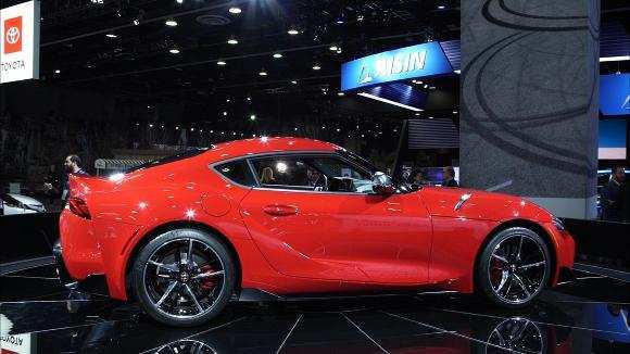 32 Gallery of 2019 Toyota Supra Manual Performance by 2019 Toyota Supra Manual