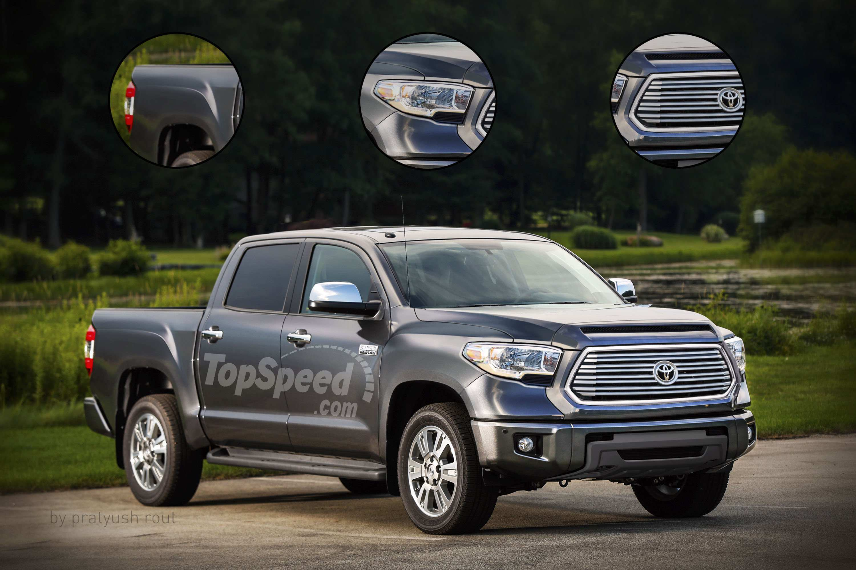 32 Gallery of 2019 Toyota Tundra Redesign Spy Shoot for 2019 Toyota Tundra Redesign