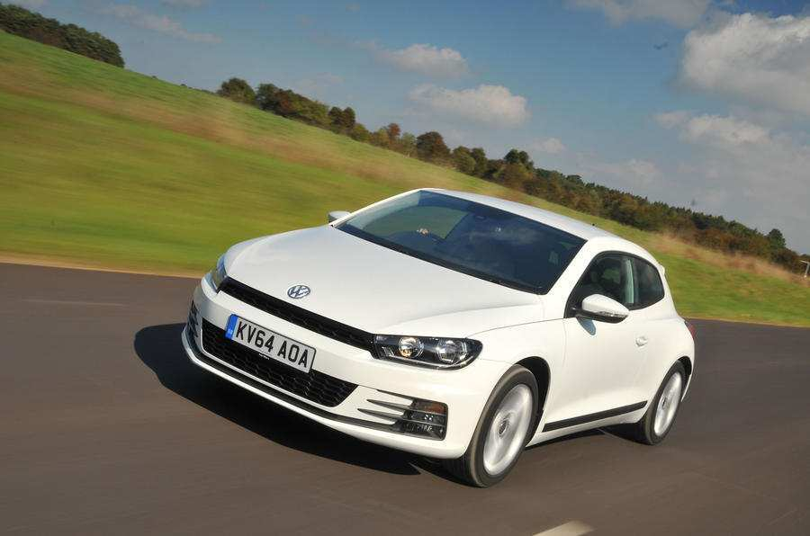 32 Gallery of 2019 Volkswagen Scirocco Model for 2019 Volkswagen Scirocco