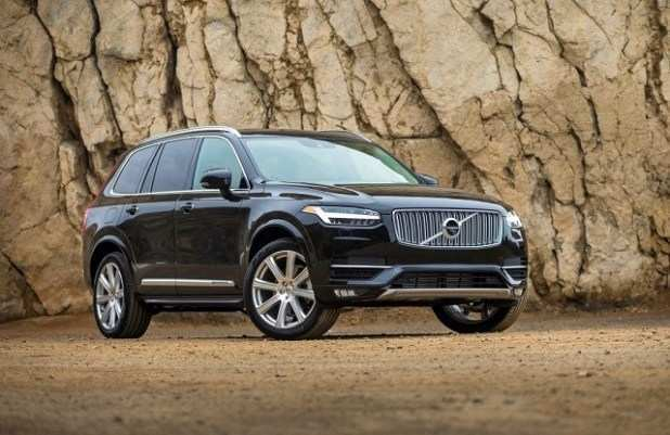 32 Gallery of 2019 Volvo Xc90 Release Date Spy Shoot with 2019 Volvo Xc90 Release Date