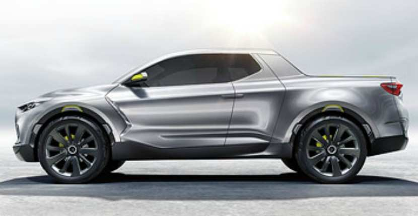 32 Gallery of 2020 Hyundai Pickup Concept with 2020 Hyundai Pickup