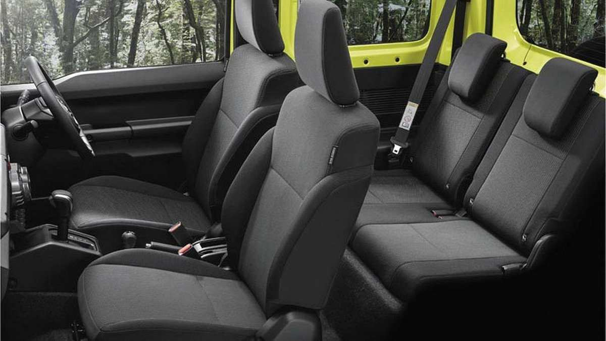 32 Gallery of Suzuki Jimny 2019 Interior Price for Suzuki Jimny 2019 Interior