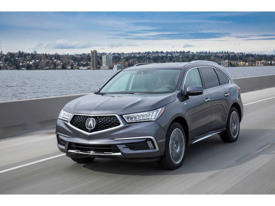 32 Great 2019 Acura Rdx Hybrid Rumors for 2019 Acura Rdx Hybrid