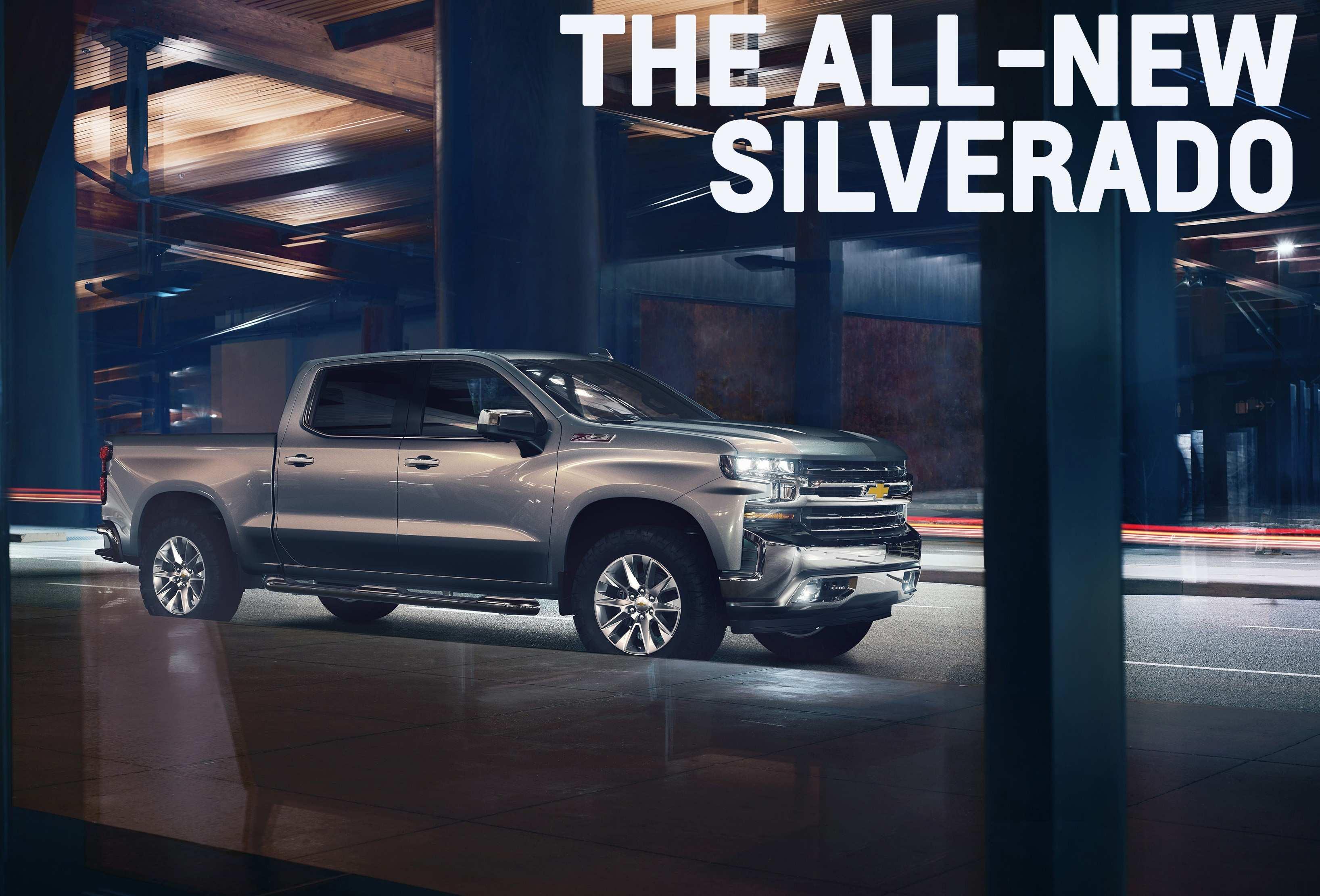 32 Great 2019 Chevrolet Silverado Aluminum Release for 2019 Chevrolet Silverado Aluminum