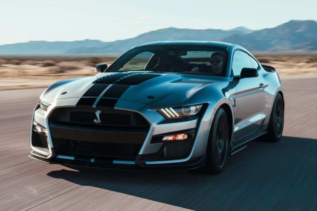 32 Great 2019 Ford Shelby Gt500 Specs and Review with 2019 Ford Shelby Gt500