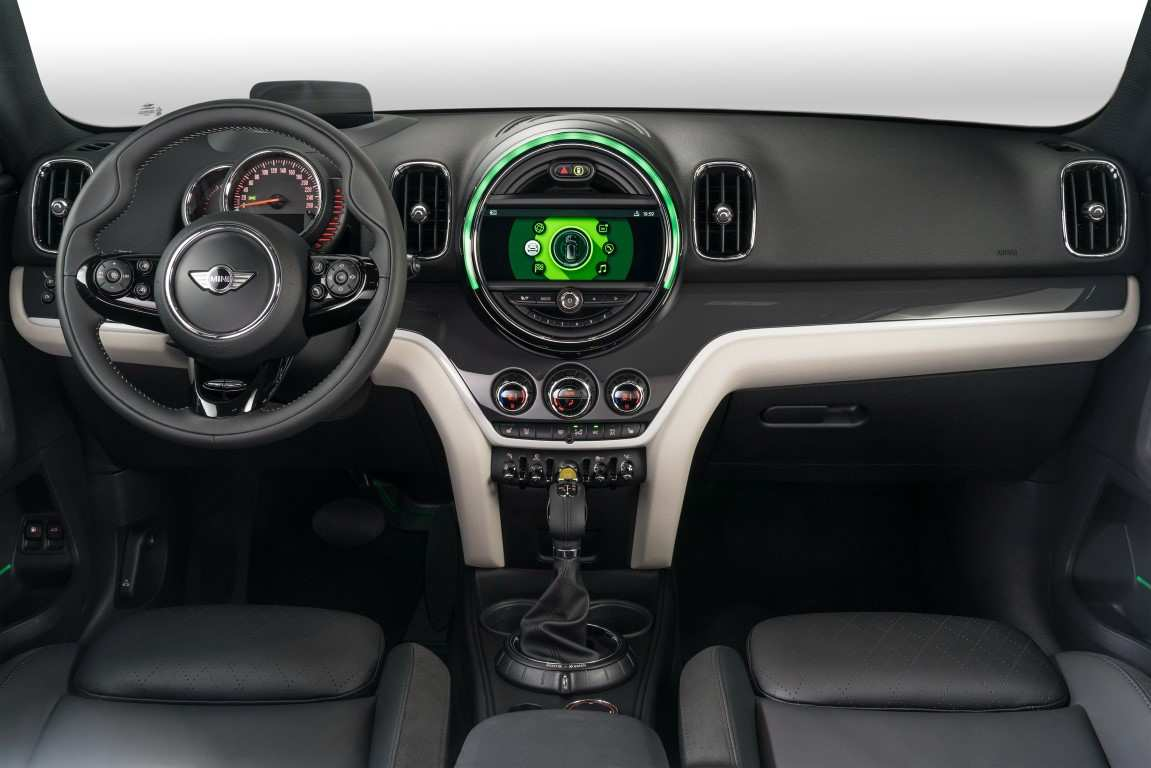 32 Great 2019 Mini Interior First Drive by 2019 Mini Interior
