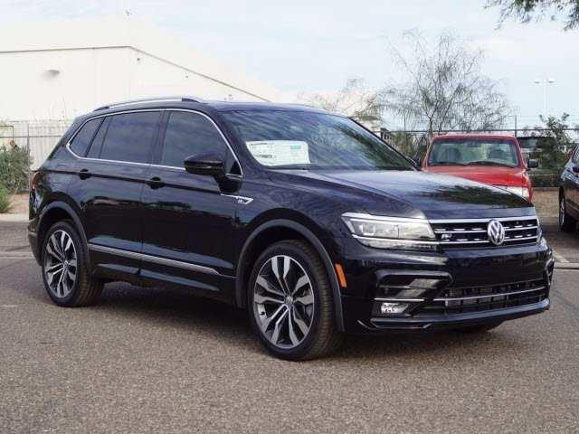 32 Great 2019 Volkswagen Tiguan Release by 2019 Volkswagen Tiguan