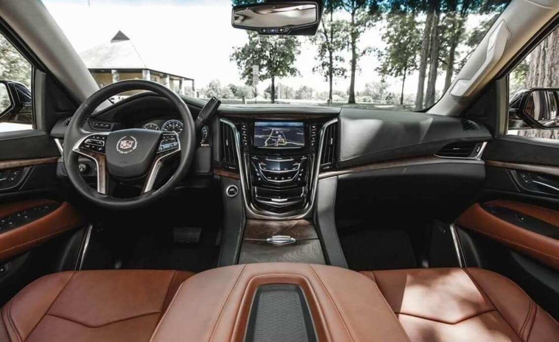 32 New 2019 Cadillac Escalade Interior Pricing for 2019 Cadillac Escalade Interior