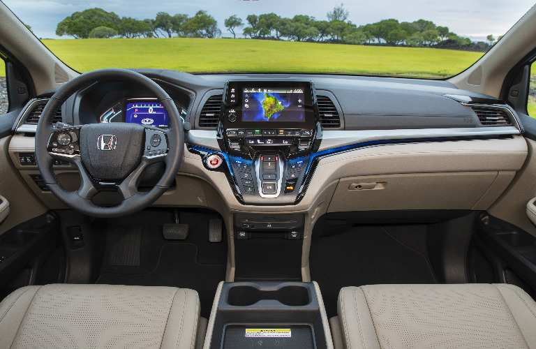 32 New 2019 Honda Odyssey Release Exterior and Interior with 2019 Honda Odyssey Release