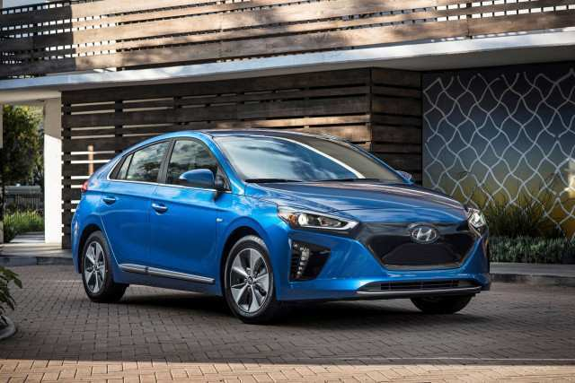 32 New 2019 Hyundai Ioniq Electric Performance and New Engine by 2019 Hyundai Ioniq Electric