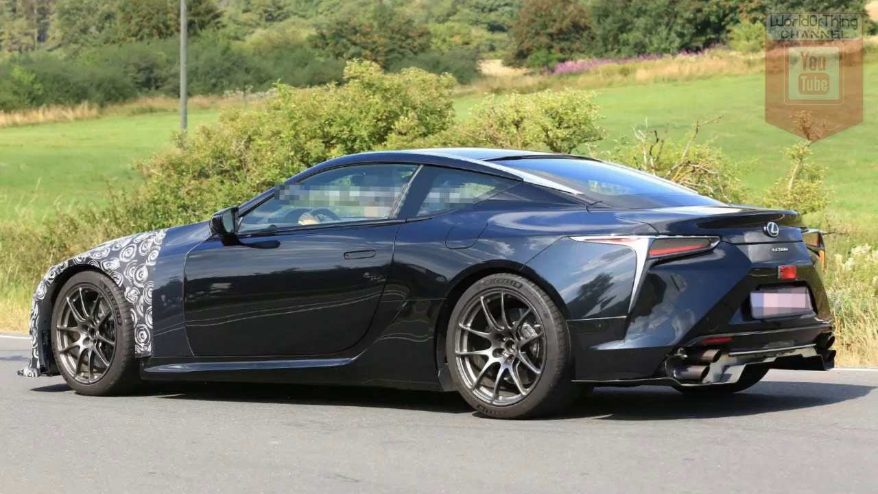 32 New 2019 Lexus Lc F Rumors with 2019 Lexus Lc F