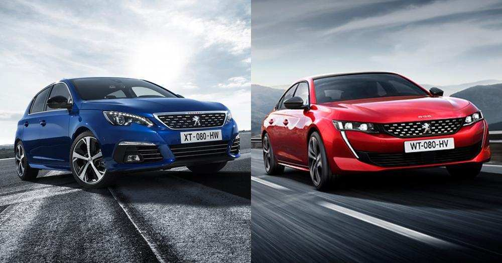 32 New 2019 Peugeot 308 Gti Redesign for 2019 Peugeot 308 Gti