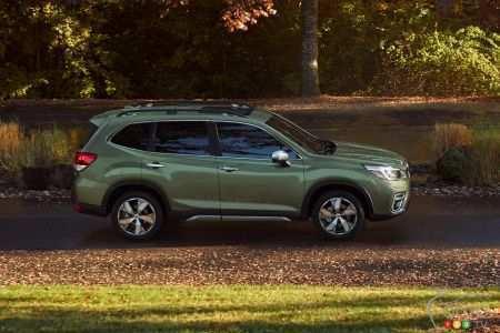 32 New 2019 Subaru Evoltis Interior with 2019 Subaru Evoltis