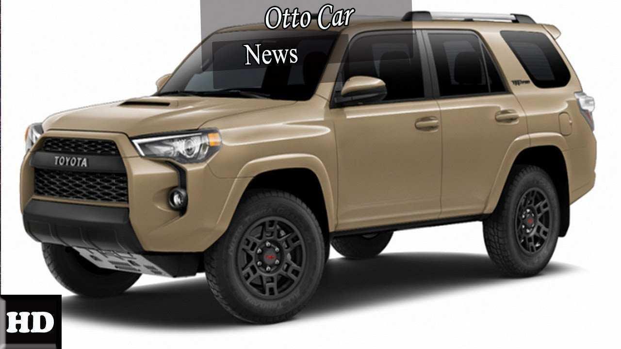 32 New 2019 Toyota 4Runner News Picture for 2019 Toyota 4Runner News