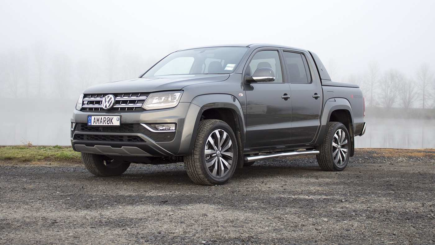 32 New 2019 Volkswagen Amarok New Review with 2019 Volkswagen Amarok