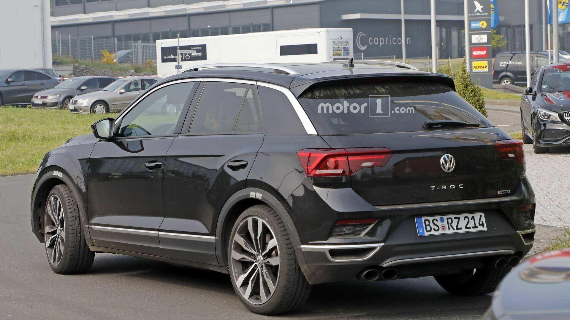 32 New 2019 Volkswagen T Roc Rumors for 2019 Volkswagen T Roc