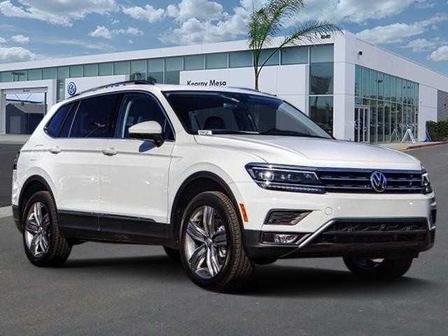 32 New 2019 Volkswagen Tiguan Speed Test by 2019 Volkswagen Tiguan