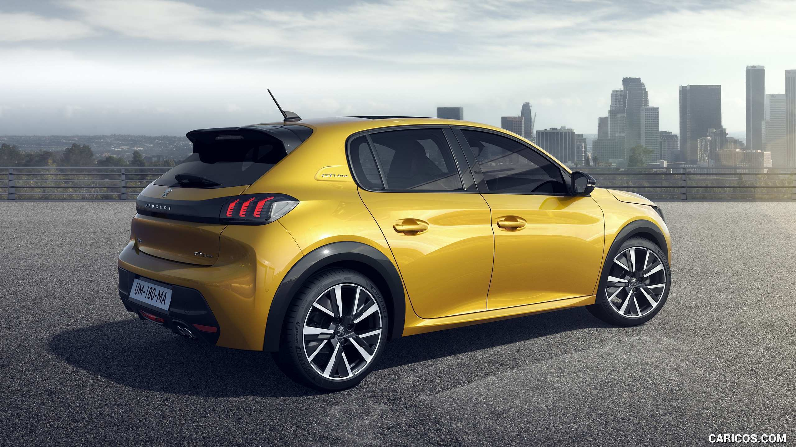 32 New 2020 Peugeot 208 Exterior and Interior by 2020 Peugeot 208