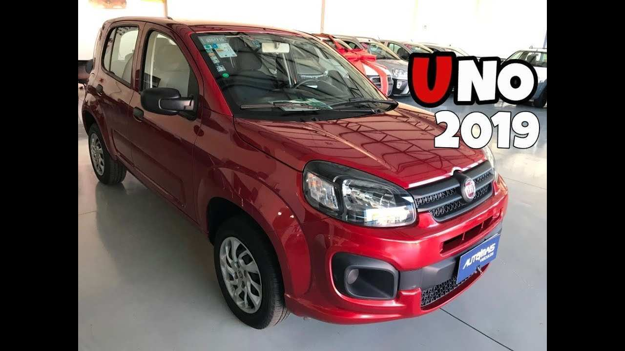 32 New Fiat Uno 2019 New Review by Fiat Uno 2019