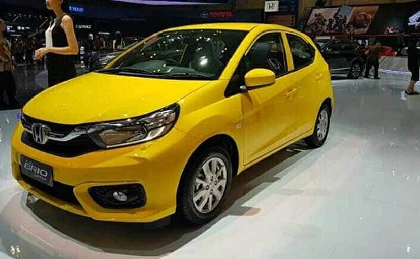 32 New Honda Brio 2019 Performance for Honda Brio 2019