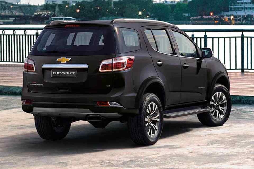 32 The 2019 Chevrolet Trailblazer Images with 2019 Chevrolet Trailblazer