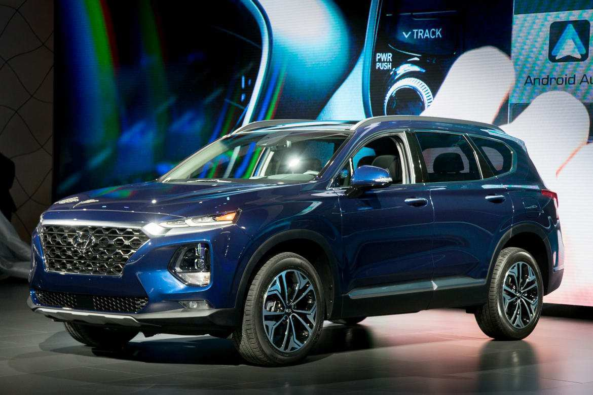 32 The 2019 Hyundai Crossover Images with 2019 Hyundai Crossover