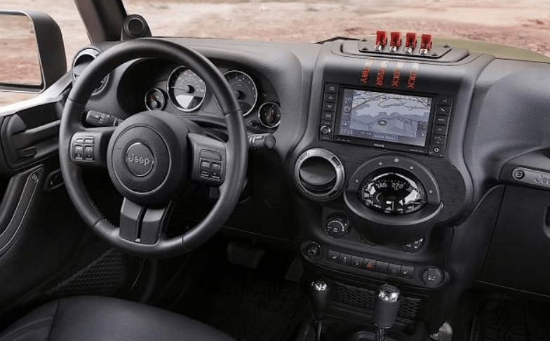 32 The 2019 Jeep Truck Interior Configurations for 2019 Jeep Truck Interior