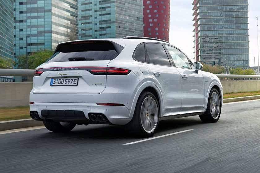 32 The 2019 Porsche Cayenne First Look Photos with 2019 Porsche Cayenne First Look