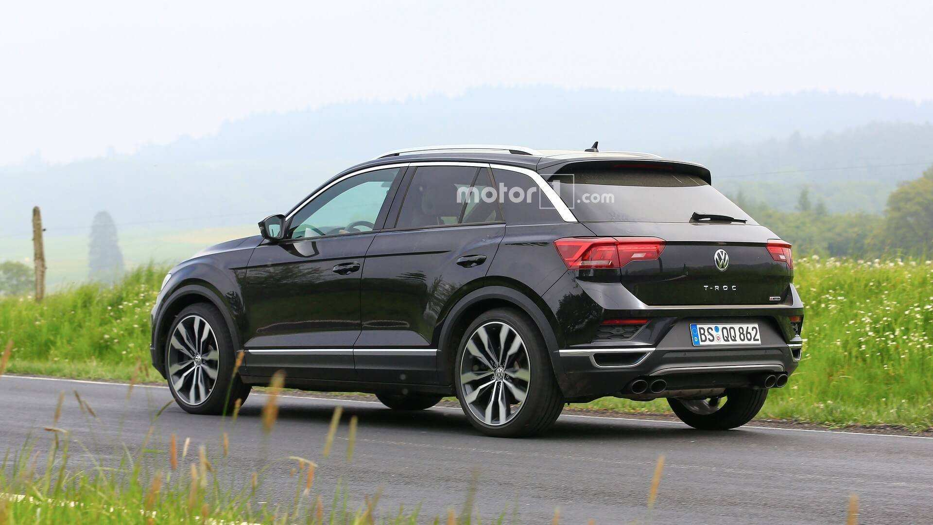 32 The 2019 Volkswagen T Roc Release for 2019 Volkswagen T Roc