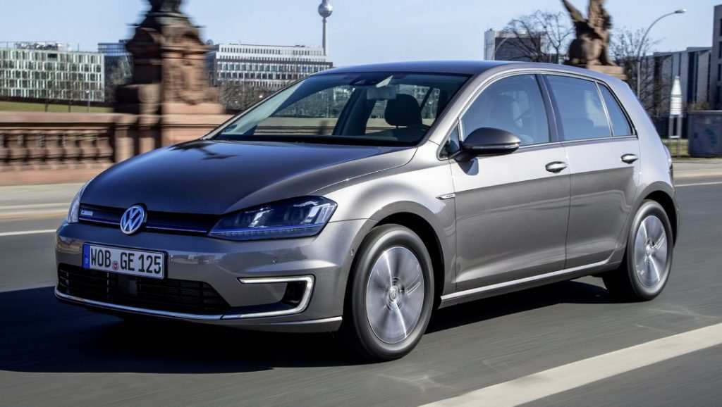 32 The 2019 Vw E Golf Spy Shoot by 2019 Vw E Golf
