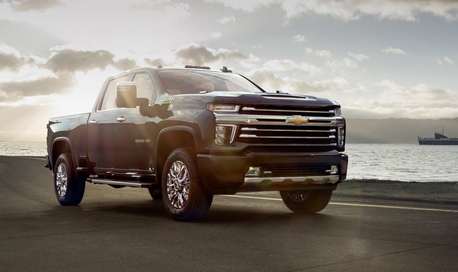 32 The 2020 Chevrolet Pickup Exterior with 2020 Chevrolet Pickup