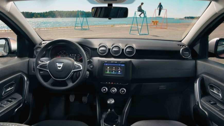 32 The Dacia Duster 2019 Interior Configurations with Dacia Duster 2019 Interior