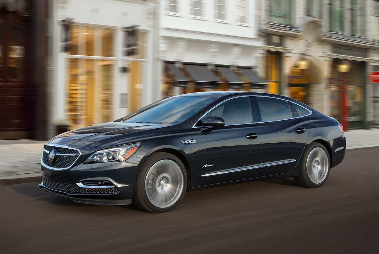 33 All New 2019 Buick Sedan Spesification for 2019 Buick Sedan