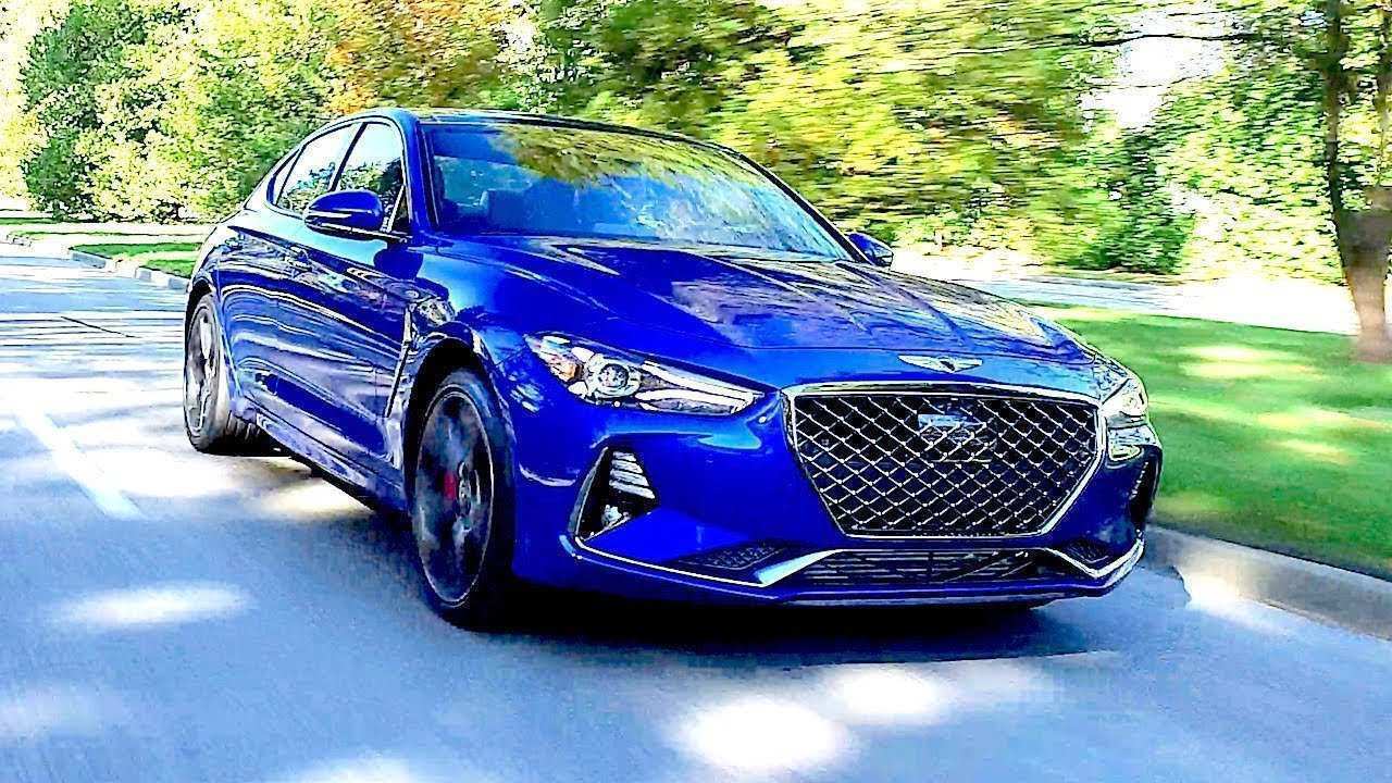 33 All New 2019 Genesis G70 Review Ratings by 2019 Genesis G70 Review