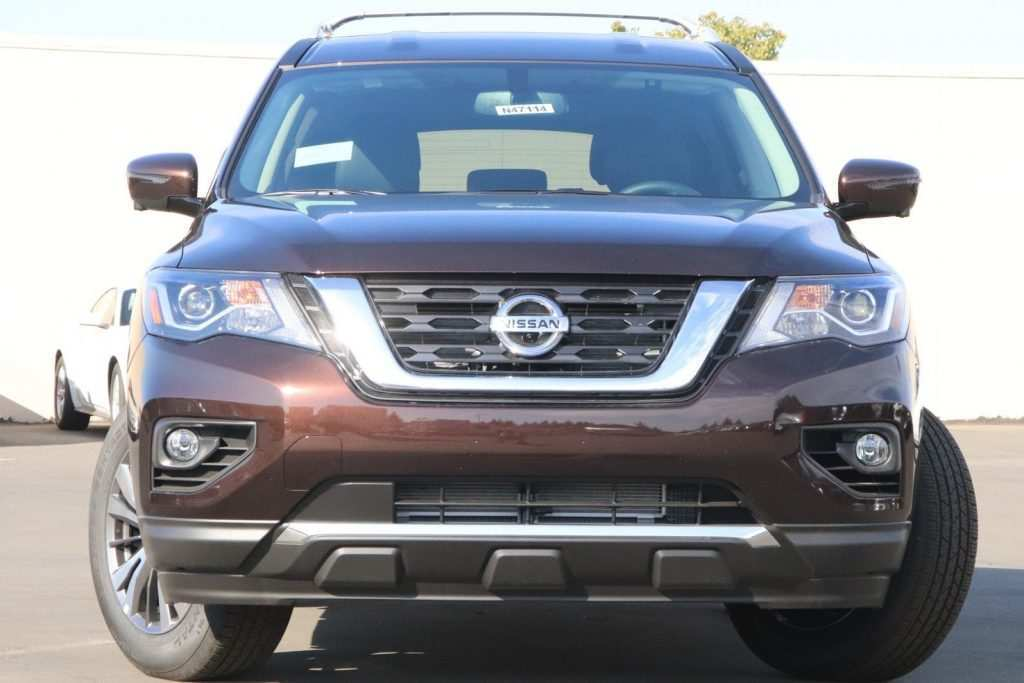33 All New 2019 Nissan Pathfinder Spy Shots First Drive for 2019 Nissan Pathfinder Spy Shots