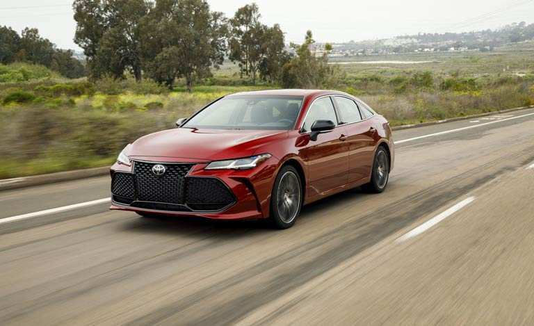 33 All New 2019 Toyota Avalon Review Ratings by 2019 Toyota Avalon Review