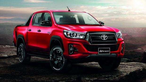 33 All New 2019 Toyota Bakkie Picture by 2019 Toyota Bakkie